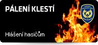 pálení klestu